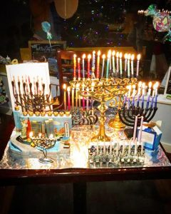 Hanukkah: It's Not About the Oil @ Rabbi's House