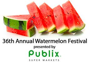 Kehillah's Booth @ Carytown Watermelon Festival