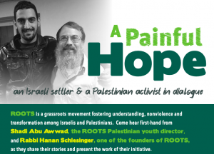 A Painful Dialogue: ROOTS Speaking Engagement @ Temple Beth El